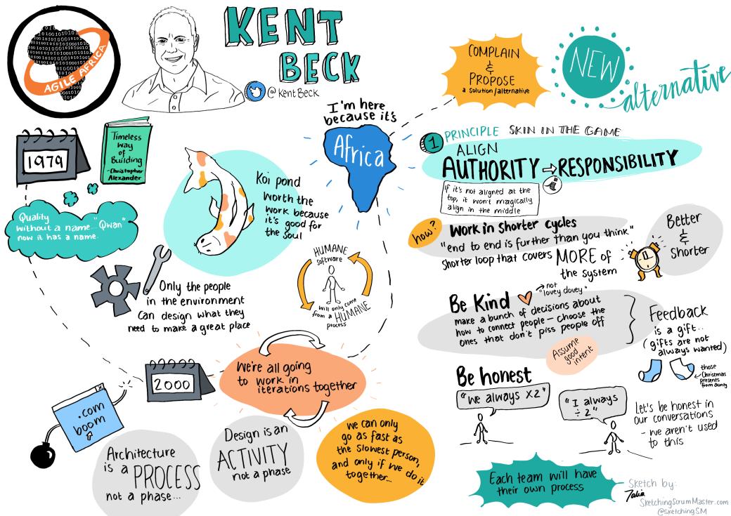 1 Kent Beck - Agile Africa